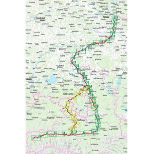 A - Tauern Radweg Bikeline Fietsgids