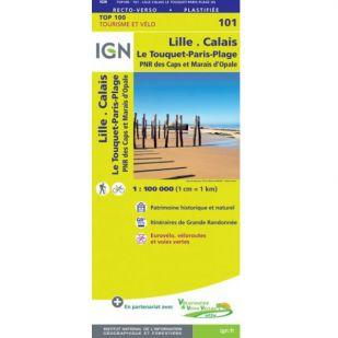 IGN 101 Lille/Boulogne-Sur-Mer