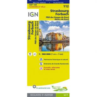 IGN 112 Strasbourg/Forbach