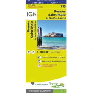 IGN 115 Rennes/St.Malo