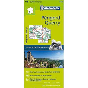 Michelin 118 Perigord