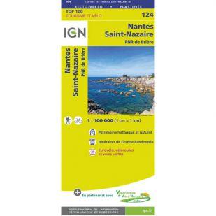 IGN 124 Nantes/St-Nazaire