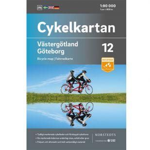 Svenska Cykelkartor 12