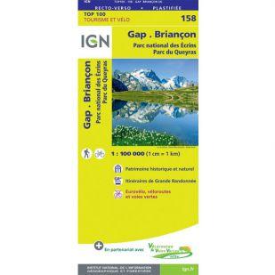 IGN 159 Pau/Mont-De-Marsan