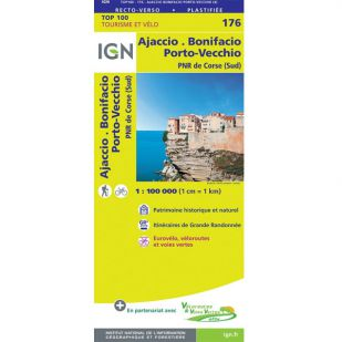 IGN 176 Ajaccio/Bonifacio