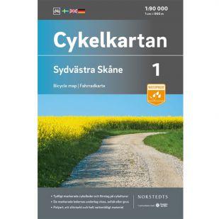 Svenska Cykelkartor 01