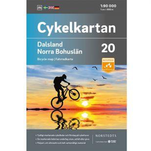Svenska Cykelkartor 20 !