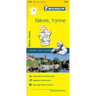 Michelin 319 Nievre, Yonne