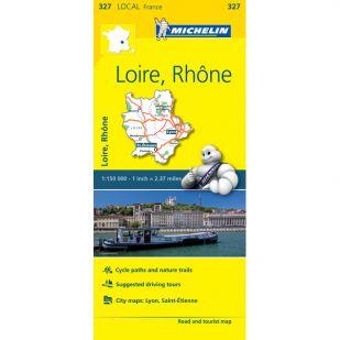 Michelin 327 Loire, Rhone