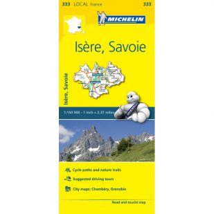 Michelin 333 Isere, Savoie