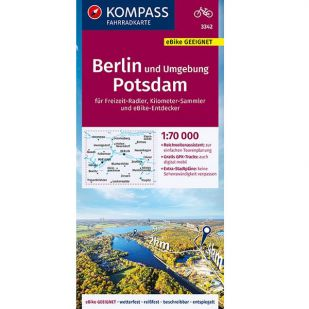 KP3342 Berlin und umgebung - Potsdam