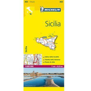 Michelin 365 Sicilia