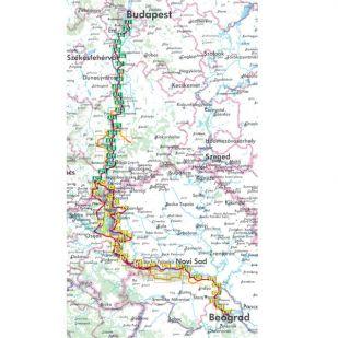 Donau Radweg 4 Bikeline Fietsgids