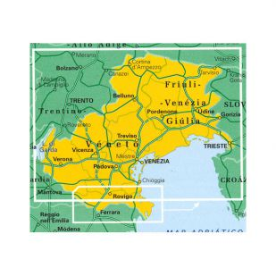 TCI 4. Veneto Friuli Venezia Giulia