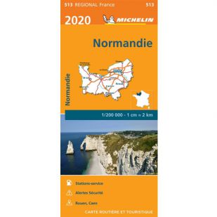 Michelin 513 Normandie 2020