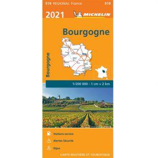 Michelin 519 Bourgogne 2021