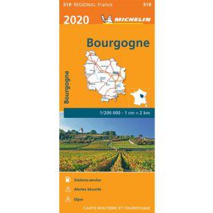 Michelin 519 Bourgogne 2020