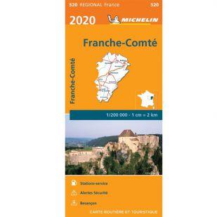 Michelin 520 Franche Comte 2020