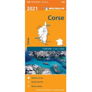 Michelin 528 Corse 2021