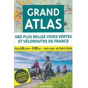 Grand Atlas des plus belles voies vertes et véloroutes de France