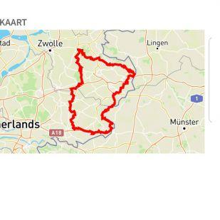 In de App: Rondje Achterhoek/Twente