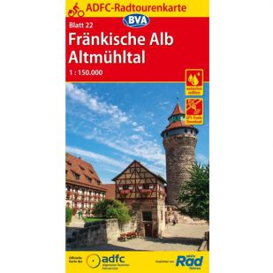 ADFC 22 Frankische Alb/Altmühl