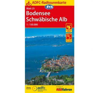 ADFC 25 Bodensee/Schwabische Alb !