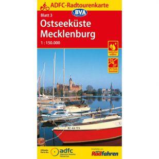 ADFC 3 Ostseekuste/Mecklenburg !