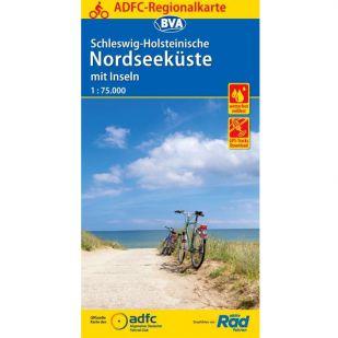 Schleswig-Holsteinische Nordseeküste mit Inseln
