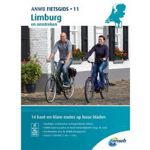 Anwb Fietsgids 11: Limburg