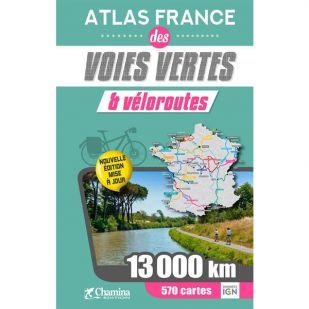 Atlas France des Voies Vertes & Veloroutes (2021)