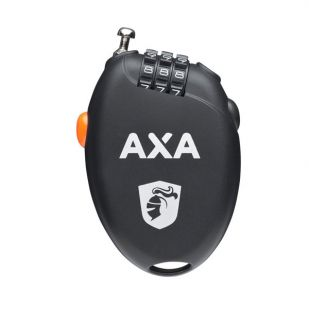 Axa cijferslot Roll Retractable 1.6