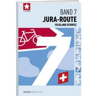 Veloland Schweiz 7. Jura route