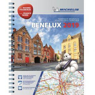 A - Benelux Wegenatlas 2019