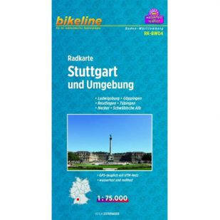 A - Stuttgart und Umgebung RK-BW04