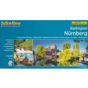 Radregion Nurnberg  Bikeline Fietsgids