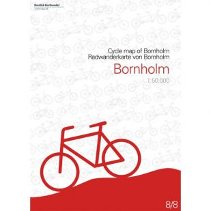 Bornholm (DK) Fietskaart