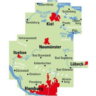 Hamburg - Kiel Neumünster