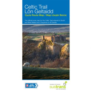 Cycle Route Celtic Trail Sustrans Map