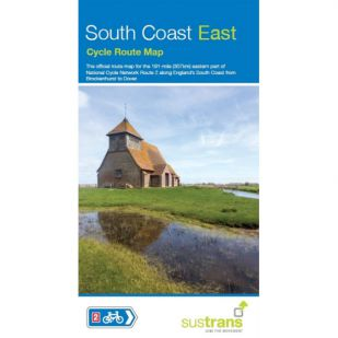 Sustrans Map South Coast East