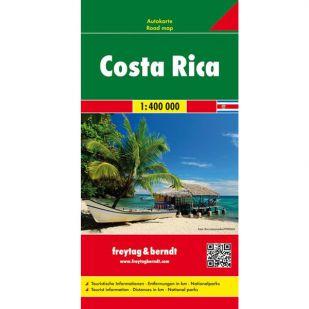 F&B Costa Rica 1:400.000