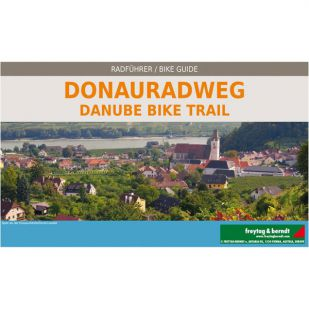 Donauradweg Danube Bike Trail