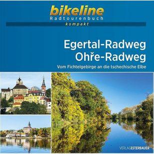 Egertal-Radweg • Ohře-Radweg Bikeline Kompakt Fietsgids