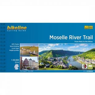 Cycling guide Moselle River Trail Bikeline Fietsgids