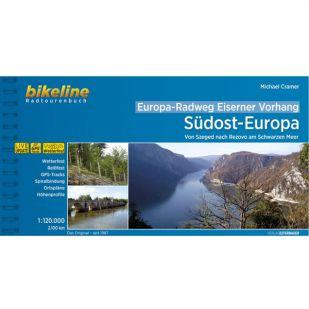 Eiserner Vorhang 5: Sudost-Europa (Szeged-Scharzen Meer) Bikeline Fietsgids