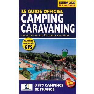 Campinggids Frankrijk FFCC 2020