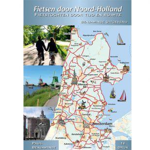 Fietsroute door Noord-Holland en rond Amsterdam (Fietsroute Rond Oud Holland - deel 1)