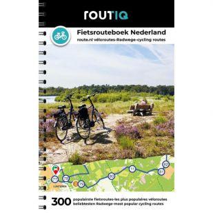 Fietsgids Fietsrouteboek Nederland - Routiq (2021)
