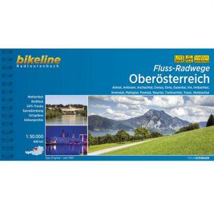 Oberösterreich Fluss-Radwege Bikeline fietsgids