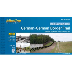 Iron Curtain Trail 3: German - German Border Trail Bikeline Fietsgids